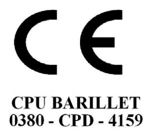 La SEF dispose du marquage CE
