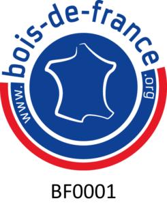 Logo bois de france